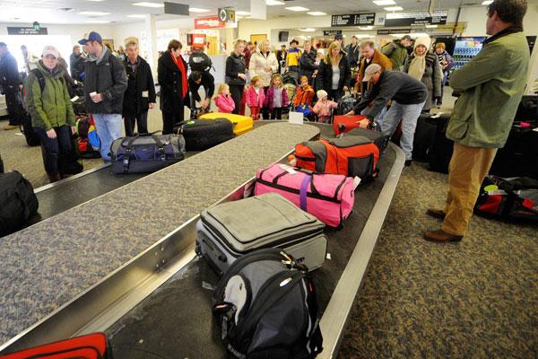 پوشش بار همراه مسافر در بیمه مسافرتی