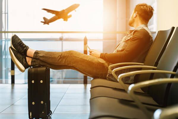 پوشش تأخیر در حرکت مسافر