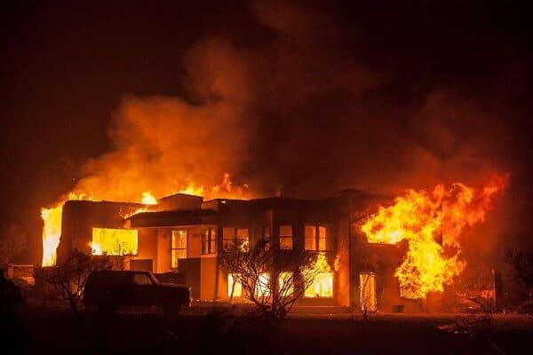 مدارک لازم بیمه آتش سوزی