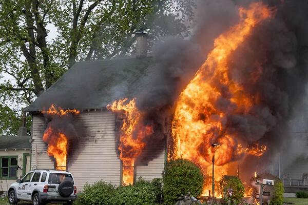 بیمه آتشسوزی ملت