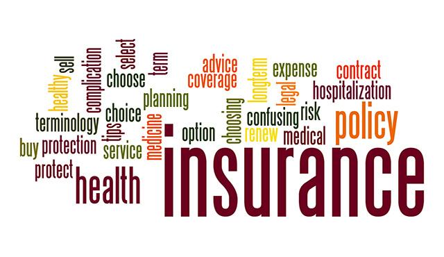 اصطلاحات بیمه