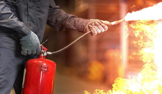 پوششهای بیمه آتشسوزی