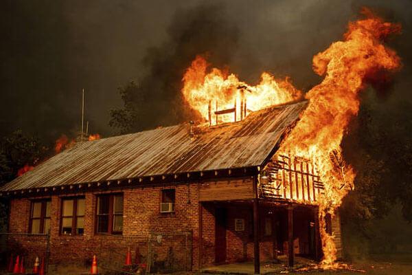 بیمهی آتش سوزی منازل مسکونی برای منازل اجارهای