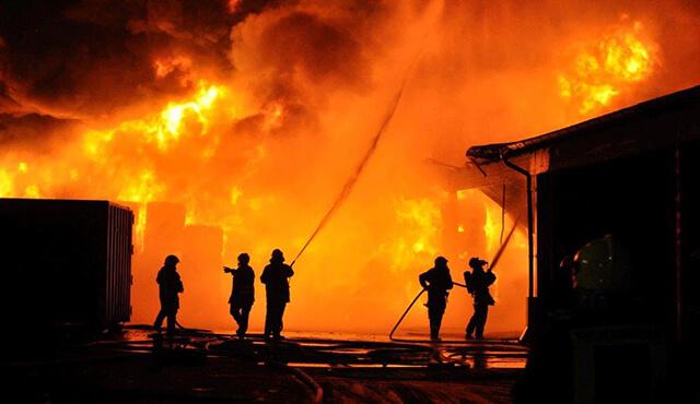 بیمه آتش سوزی صنعتی و غیر صنعتی
