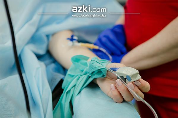 بیمه درمان تکمیلی ایران